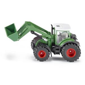SIKU traktor Fendt sa bagerom 1039