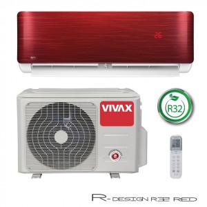 VIVAX Inverter klima ACP-12CH35AERI RED