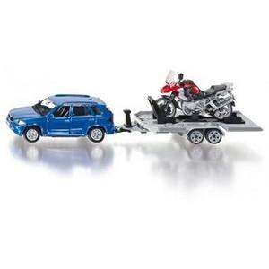 SIKU automobil sa prikolicom i motorom 2547