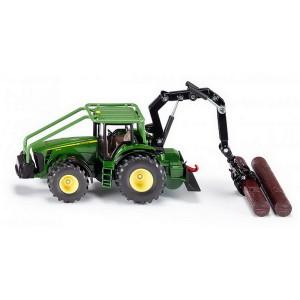 SIKU John Deere - šumski traktor 1974