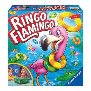 RAVENSBURGER društvena igra - ringo flamingo RA22266