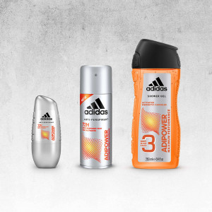 ADIDAS MAN ADIPOWER SET
