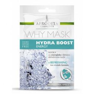 AFRODITA maska WHY MASK HYDRA Boost 2x6ml