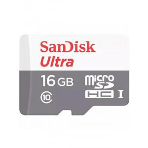 SANDISK memorijska kartica SDHC 16GB Micro 80MB/s Ultra Android Class 10 UHS-I