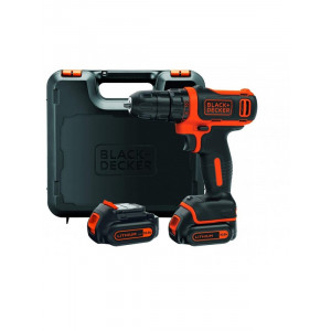 Black+Decker Akumulatorska bušilica odvijač BDCDD12KB