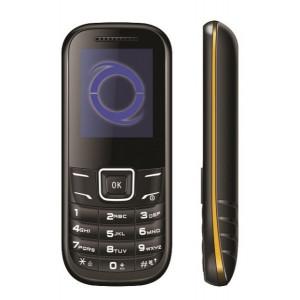 ALPHA mobilni telefon D1 Yellow
