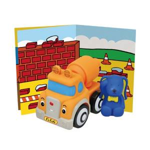 KS KIDS popbo vozilo- Ivanovo kamion za cement KA10647-GB