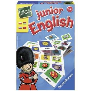RAVENSBURGER društvena igra - junior english RA24009