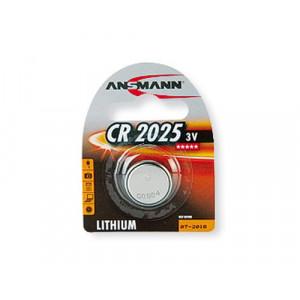 ANSMANN baterija CR 2025 3V Litijum