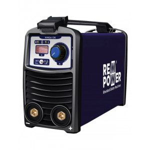 REM POWER elektro maschinen aparat za varenje inverter WMEm 136 Basic Line