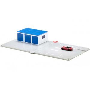 SIKU garaža i parkin prostor sa vozilima 5589