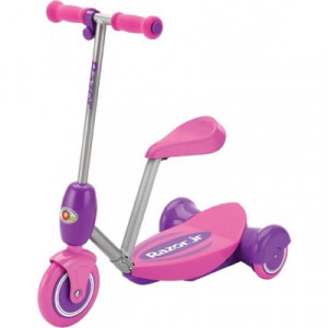 RAZOR Lil Es Electric ScooterSeated - Pink 20173665