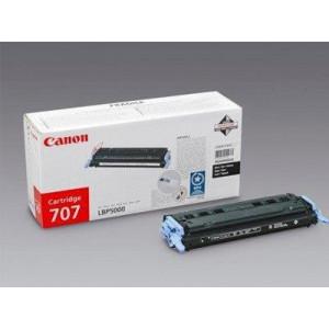CANON Toner CRG-707B (Black) za LBP5000/5100, yield 2.5K CR9424A004AA