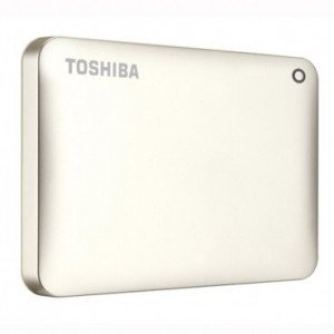 "TOSHIBA HDD Canvio Connect II 2.5"" 500GB Gold, USB 3.0, eksterni hard disk, HDTC805EC3AA"
