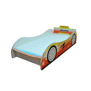 ARISTOM Dečiji Auto krevet 88 802 crvena