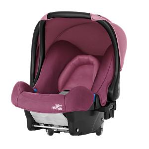 Britax Romer a-s Baby safe 0+ (0-13kg) wine rose A022140