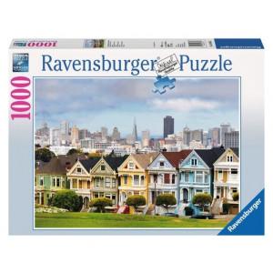 RAVENSBURGER puzzle - San Francisko RA19365