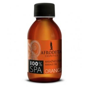 AFRODITA ulje za masažu SPA ORANGE 150ml