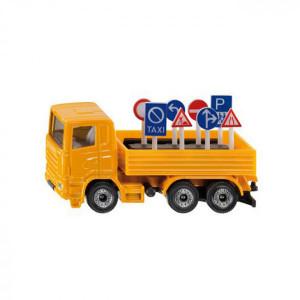 SIKU igračka Drumsko vozilo sa znakovima 1322