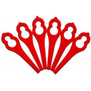 BOSCH Plastični nožići za trimere; pakovanje 24kom. F016800177