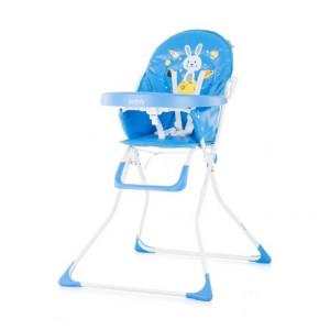 CHIPOLINO Stolica za hranjenje TEDDY blue 710062