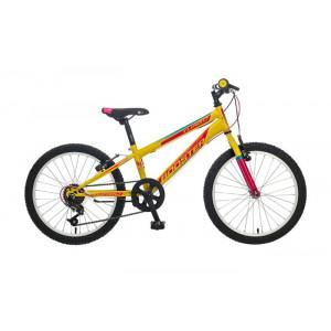 BICIKL BOOSTER TURBO 200 YELLOW B200S00181