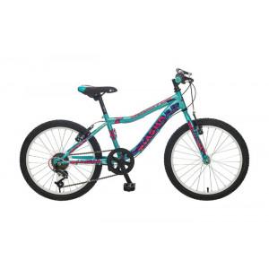 BICIKL BOOSTER PLASMA 200 turquoise B200S01185