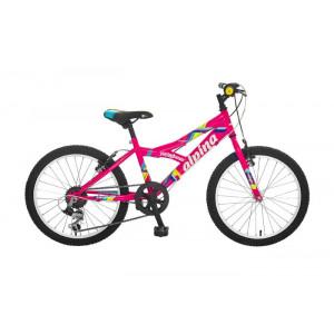 BICIKL ALPINA RAINBOW 20 pink B201S04181
