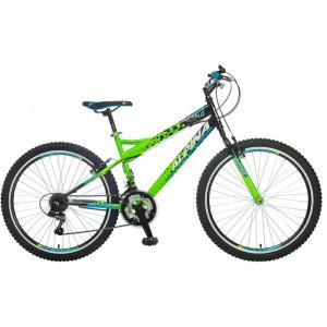 BICIKL ALPINA BUFFALO green-black B261S08181