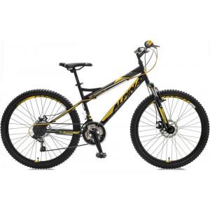 BICIKL ALPINA BUFFALO FS DISK black-yellow-grey B261S09180