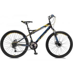 BICIKL ALPINA BUFFALO FS DISK black-yellow-blue B261S09181