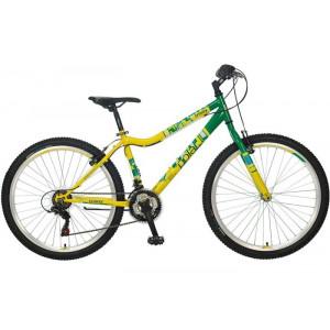 BICIKL POLAR TRINITY yellow-green B262S20182