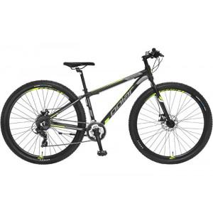 BICIKL POLAR MIRAGE URBAN black-green B292A13190-L