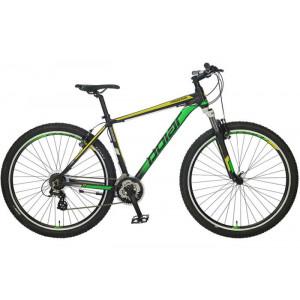 BICIKL POLAR MIRAGE COMP 29 black-green-yellow B292A43180-XL