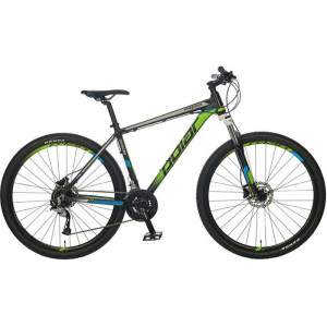 BICIKL POLAR MIRAGE PRO 29 black-green-grey B292A45180-L