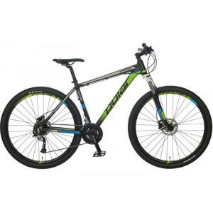 BICIKL POLAR MIRAGE PRO 29 black-green-grey B292A45180-XL