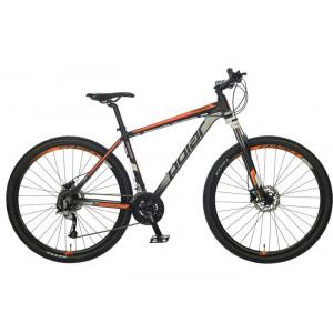 BICIKL POLAR MIRAGE PRO 29 black-grey-orange B292A45181-xL