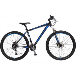 BICIKL POLAR TSUNAMI black-blue-grey B292A46180-XL