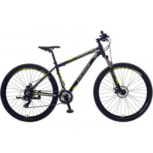 BICIKL POLAR MIRAGE SPORT black-grey-fluo yellow B292A79191-L