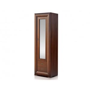 MATIS jednokrilna vitrina LEON RAD402/xx