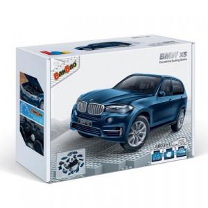 BanBao BMW X5 plavi 6803-1