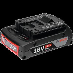 BOSCH akumulator GBA 18V 3,0AH 1600A012UV