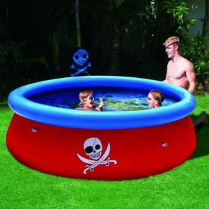 Dečiji bazen 3D Pirati FFA 135