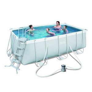 BESTWAY porodični bazen sa čeličnim ramom 56456