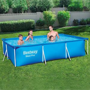 Bestway Bazen 300x201x66cm Steel pool 56404