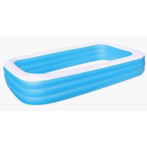 BESTWAY porodični bazen deluxe blue 54009