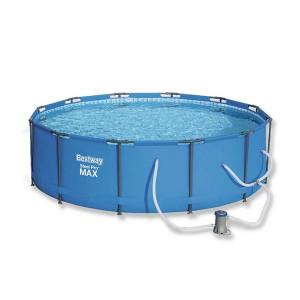 BESTWAY Max bazen za dvorište čeličnim ramom 305x76cm 56408