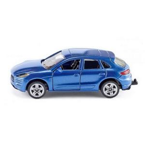 SIKU auto porsche macan turbo 1452