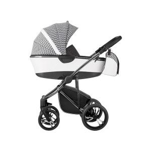 BEBETTO Bresso Premium Class kolica za bebe set 3u1