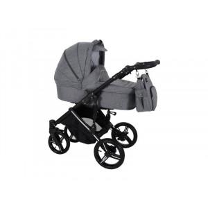 BEBETTO pascal kolica za bebe, set 3u1